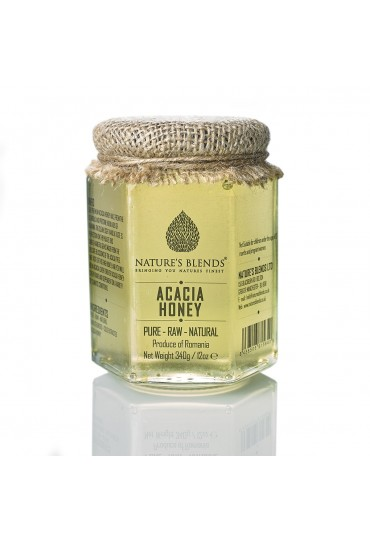 PURE RAW NATURAL ACACIA HONEY