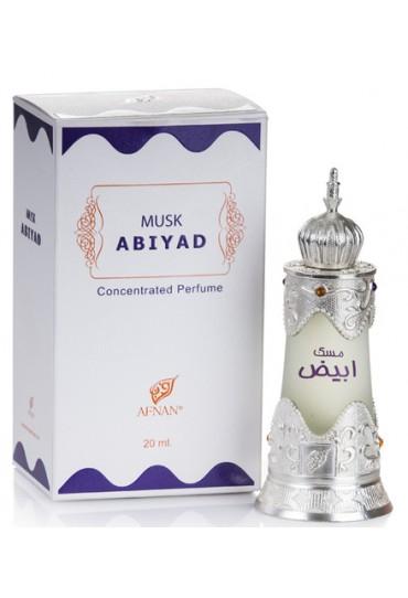 Musk Abiyad Afnan