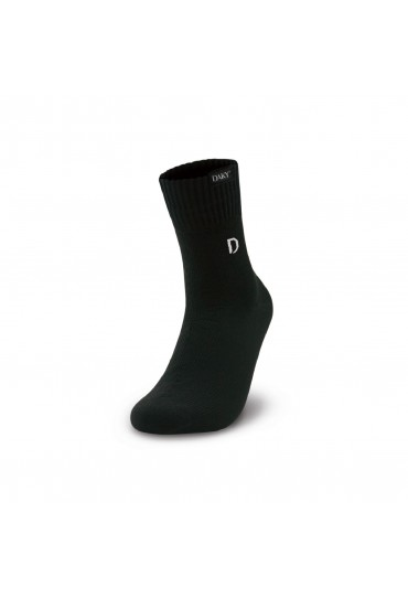DAKY PHANTOM (BLACK) - WUDU COMPLIANT & WATERPROOF SOCKS