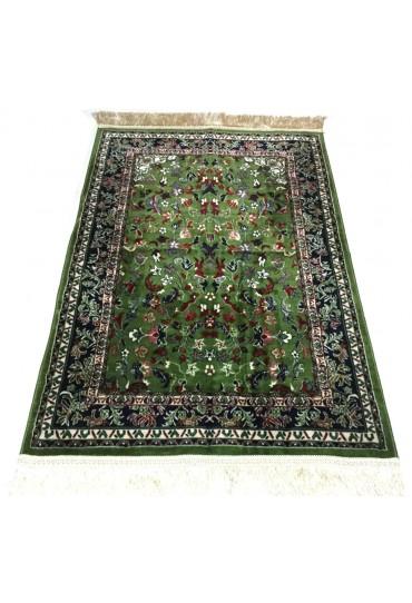 Haramain Inspired  Prayer Mat / Rug Carpet Green