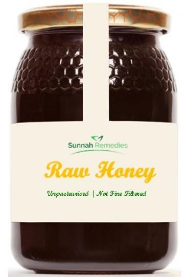 Oak Raw Honey