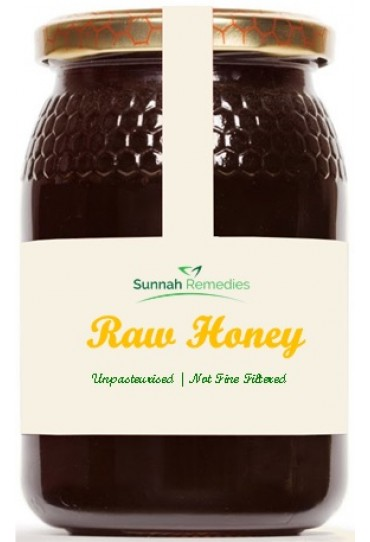 Forest Raw Honey