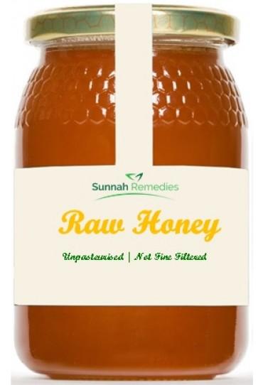 Mountain Raw Honey