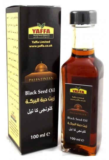Yaffa Palestinian Blackseed Oil