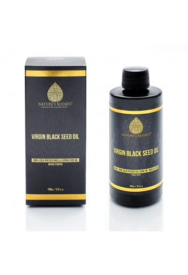 Virgin Blackseed Oil