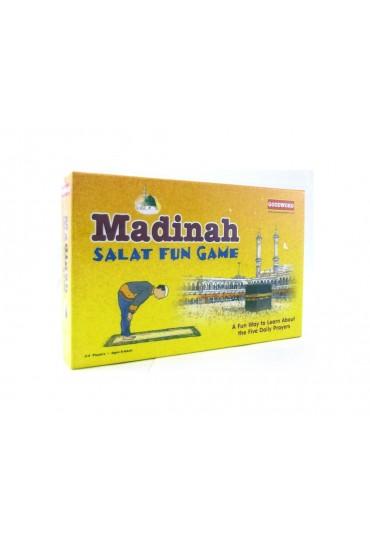 Madinah Salaah Game