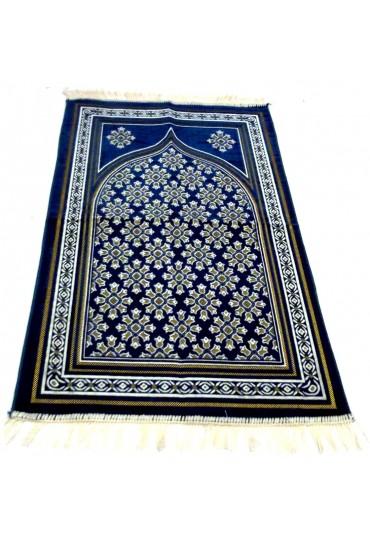 Design Padded Prayer Mat; Blue