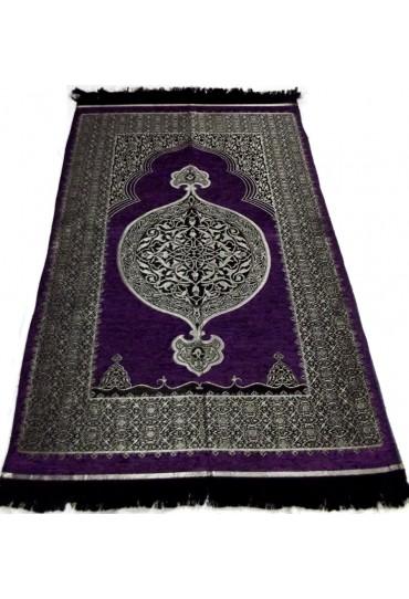 Metalic Prayer Mat; Purple