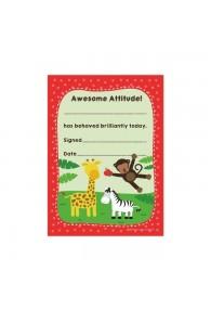 A6 Awesome Attitude Praise Pad