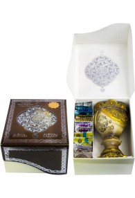 Mini Bakhoor Gift Set By Nabeel