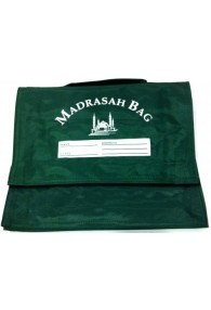 Green Madrasah Bag Large