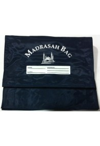 Navy Blue Madrasah Bag Large