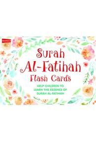 Surah Al-Fatiha Flash Cards Goodword