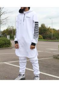 White Hooded Jubbah | Thobe