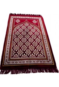 Design Padded Prayer Mat; Red